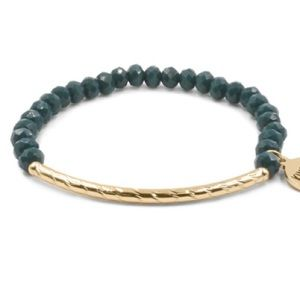 Kinsley Armelle Glory Collection Jade Bracelet